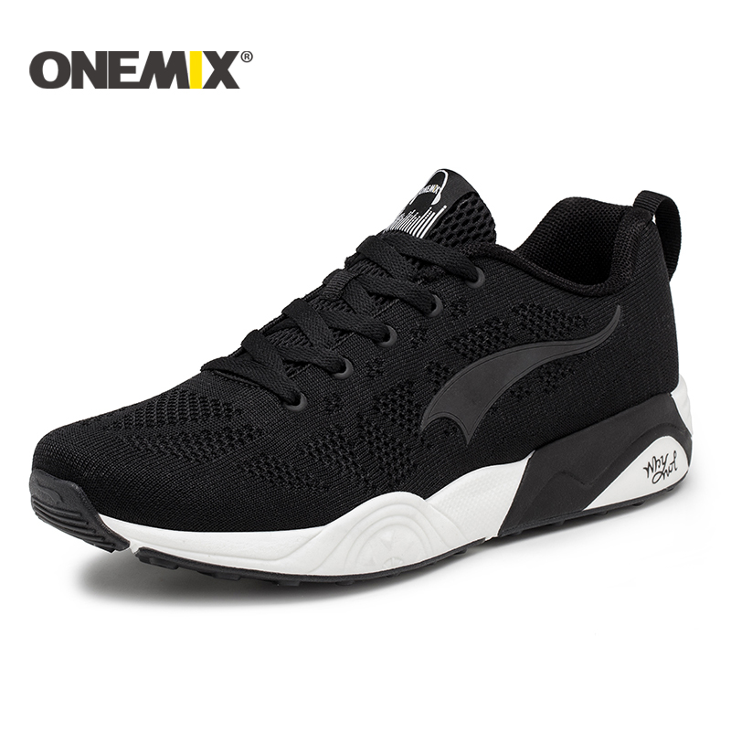 onemix 2018 Spring running shoes for men Athletic Shoes for men women running shoes unisex jogging sneakers Outdoor Sport shoes onemix 2017 new men running shoes breathable boy sport sneakers unisex athletic shoes increasing height women shoes size 36 45