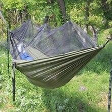 Parachute hammock camping Hammock Double Hangmat amaca camping