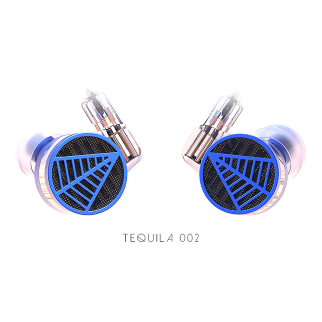 TFZ TEQUILA 1 In-ear Earphone Dynamic Detachable Silver Plated Cable Hifi In-Ear Monitor Earphone 2