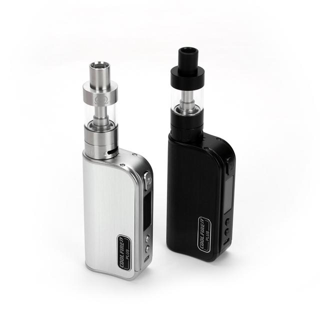 Original Innokin Coolfire IV Plus Con ISUB G Kit Completo 70 W 3300 mah Batería 4.5 ml Capacidad Del Tanque Ajustable de doble Flujo de aire