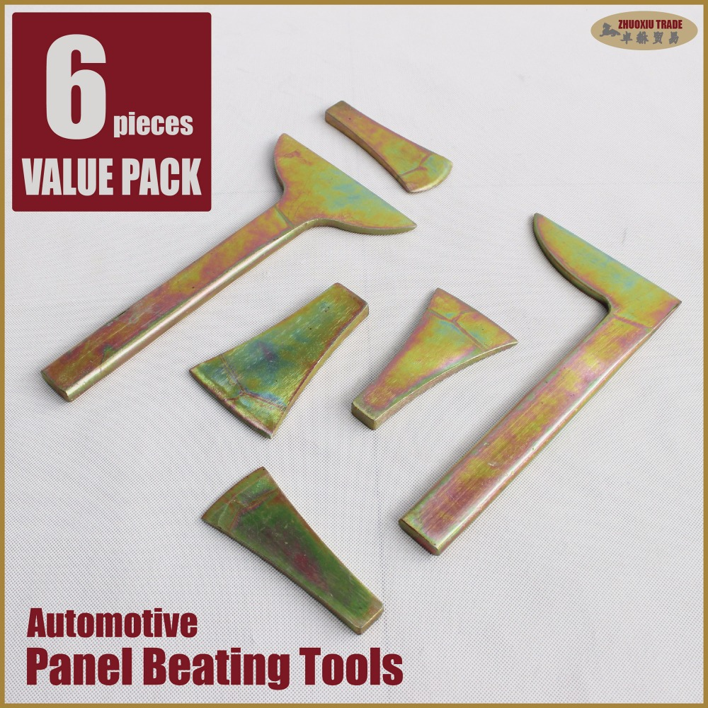 car dent repair panel beating tools auto body removal dolly beater remove metal working shops set autobody automotive prybar panel beating prybar panel hammer polished ps 002