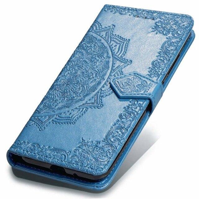Trường Hợp điện thoại Xiomi Redmi 6A Trường Hợp đối với Xiaomi Redmi 6 Pro 6pro Bìa Da Wallet Lật Cuốn Sách Trường Hợp Xiomi Redmi 6A 6 MỘT Pro A6 Fundas