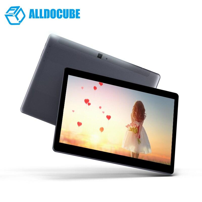 ALLDOCUBE M5S Tablet PC 10.1 di pollice 1200*1920 4g Chiamata di Telefono Tablet PC MTK6797 X20 Deca core Android 8.0 3 gb di RAM 32 gb di ROM