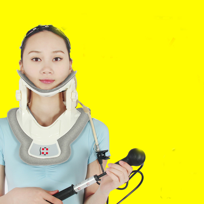 device household stretched traction inflatable spondylosis cervical collar hanging Neck frame healthcare gynecological multifunction treat for cervical erosion private health women laser device