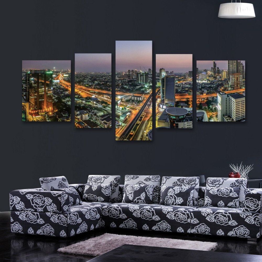 mural painting business promotion shop for promotional mural 5 with creative photography scenery wall painting murals sitting room hangs a picture business center at night xth111