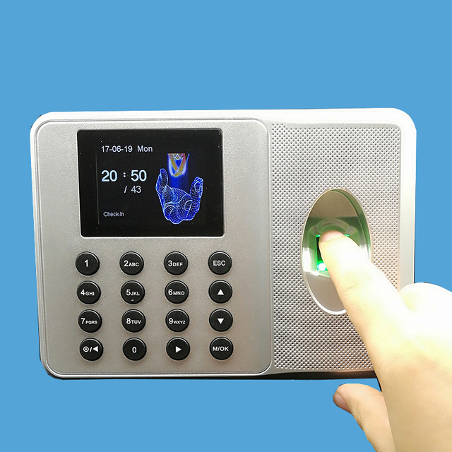 zk ssr fingerprint time clock auot excel report fingerprint time