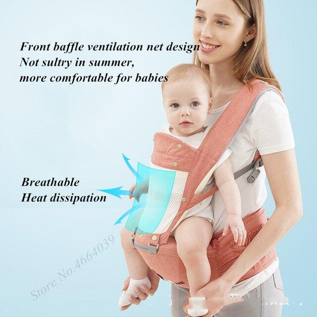 2019 Dropshipper vip Disney Ergonomische Draagzakken Rugzakken 0-36 maanden Pasgeboren kangoeroe Draagriem voor Moeder Vader 1