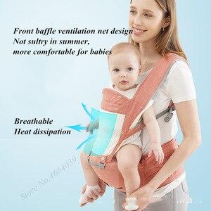 Image 2 - 2019 Dropshipper vip Disney Ergonomic Baby Carriers Backpacks 0 36 months Newborn kangaroo Carrying Belt for Mom Dad