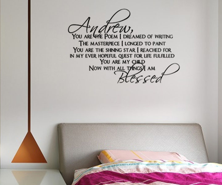 Writing On The Wall Stickers Gallery · Delightful Writing On The Wall  Stickers Design Ideas Part 62