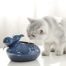 Pet Drinking Fountains Automatic Eletric Dog Cat Water Dispenser dispenser drinking bowls