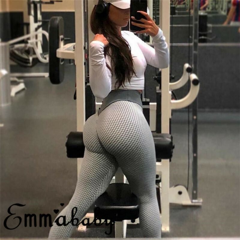 Hot Sale Women Butt Lift Hip Push Up Fitness Leggings For Women Jeggings Sportswear Femme High Waist Exercise Leggings Women