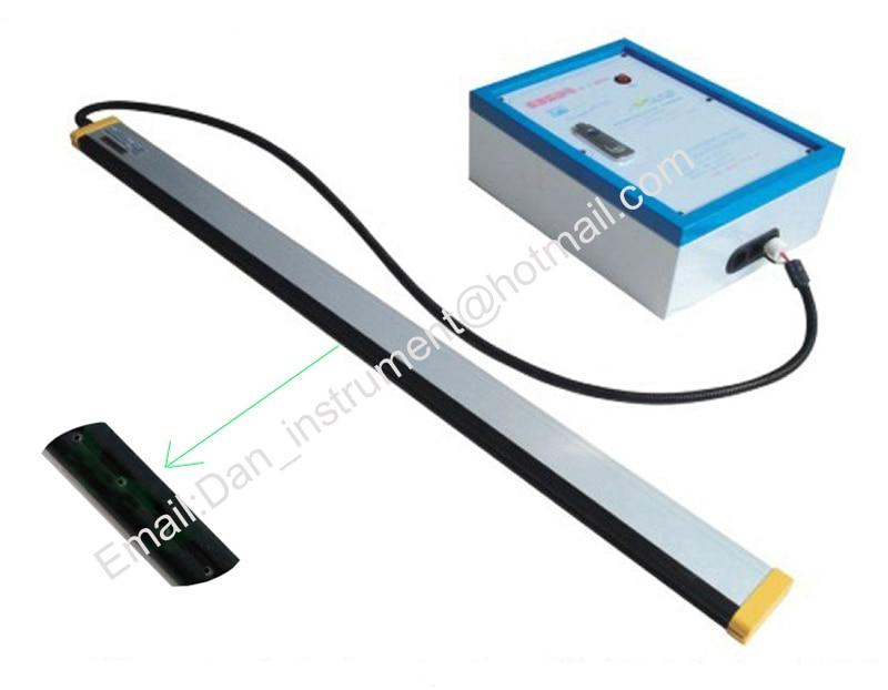 Nano induction static electricity remove bar For high speed slitting machine , Flexo printing machine