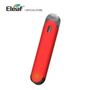 Image 2 - [FR] السجائر الإلكترونية الأصلية Eleaf Elven Pod kit مع بطارية 360mAh 1.6 مللي أمبير خرطوشة 1.6ohm لفائف Vape E Cig