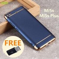 Xiaomi Mi5s Mi 5s Case Cover Xiaomi Mi5s Plus Case Back Cover MOFi Original Luxury Hard