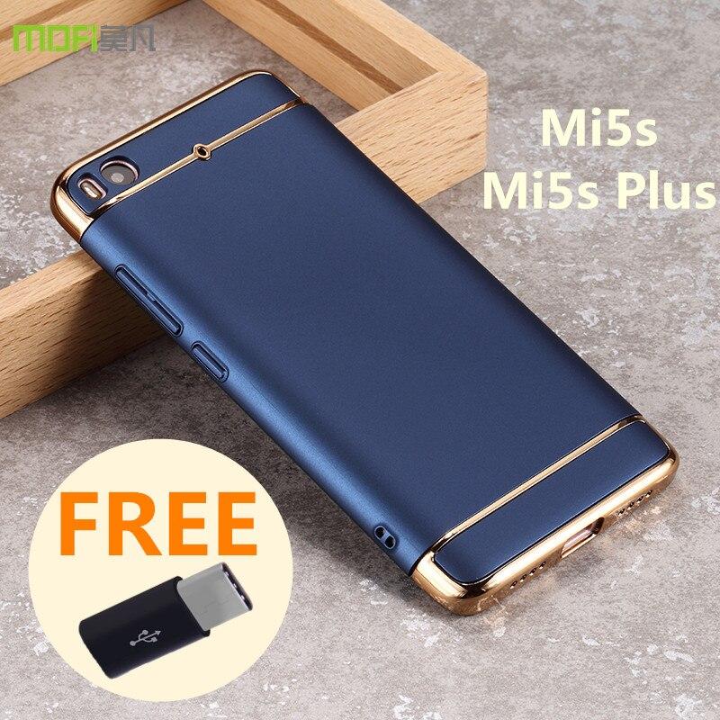 xiaomi mi5s case cover xiaomi mi5s plus case back cover luxury xiaomi mi 5s case MOFi