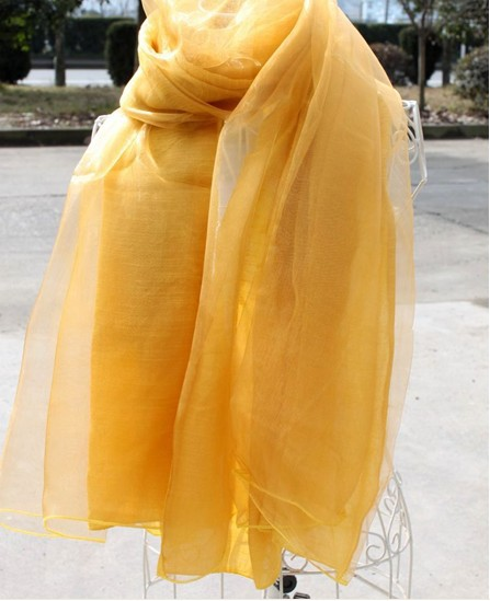 4415cd8d1b3 L342 many colors bridal shawl two layers long scarf cotton and linen and  organza material scarf