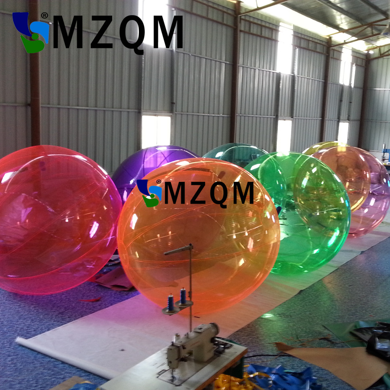 Mzqm 1.0mm Pvc 2m Inflatable Water Walking Ball Inflatable Water Ball,inflatable Human Hamster Ball Inflatable Human Balloon