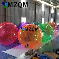 Mzqm 1.0 мм ПВХ 2 м раздувной Гуляя, надувной шарик воды, Надувные людской мяч, надувные человека шар