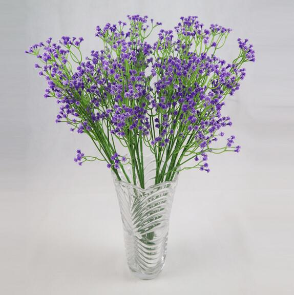 200pcs 105 Mini Heads Artificial Baby S Breath Flower