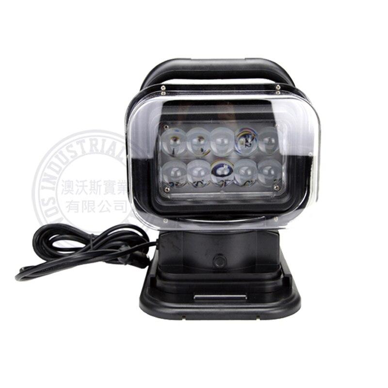 1pcs Ovovs 360 Degree Portable 50w Led Boat Lights
