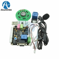 1 Set Speech Recognition Module Voice Non Specific Voice Recognition Voice Control Module For Arduino Raspberry Electronic Kit