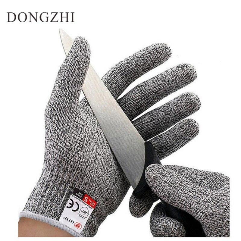 High Grade Kitchen Gloves Anti-Cutting Gloves Baking BBQ Oven Mitt Kitchen Cooking Bakeware Accessories Glove BK029