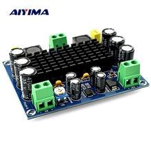 Aiyima 150 w tpa3116d2 전력 증폭기 보드 amplificador 모노 tpa3116 디지털 오디오 증폭기 모듈 DC12 26V 홈 시어터