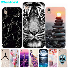 Silicone Case For Huawei Honor 8S Case Cute Tiger Soft TPU Print Cover for Huawei Honor 8S 8 S KSA-LX9 Honor8S Phone Back Case худи print bar for honor