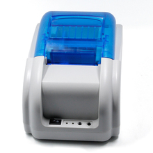 Android Tablet and Computer Connected Printing with Thermal Printer MHT-L58A Bluetooth Label and Receipt Printer