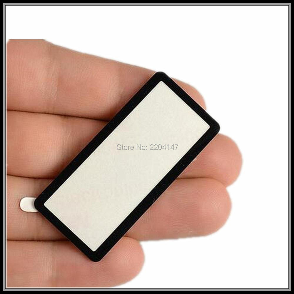 NEW Top LCD Screen Display Window Glass Cover For Nikon D300 D300s Camera Replacement Unit Repair Part
