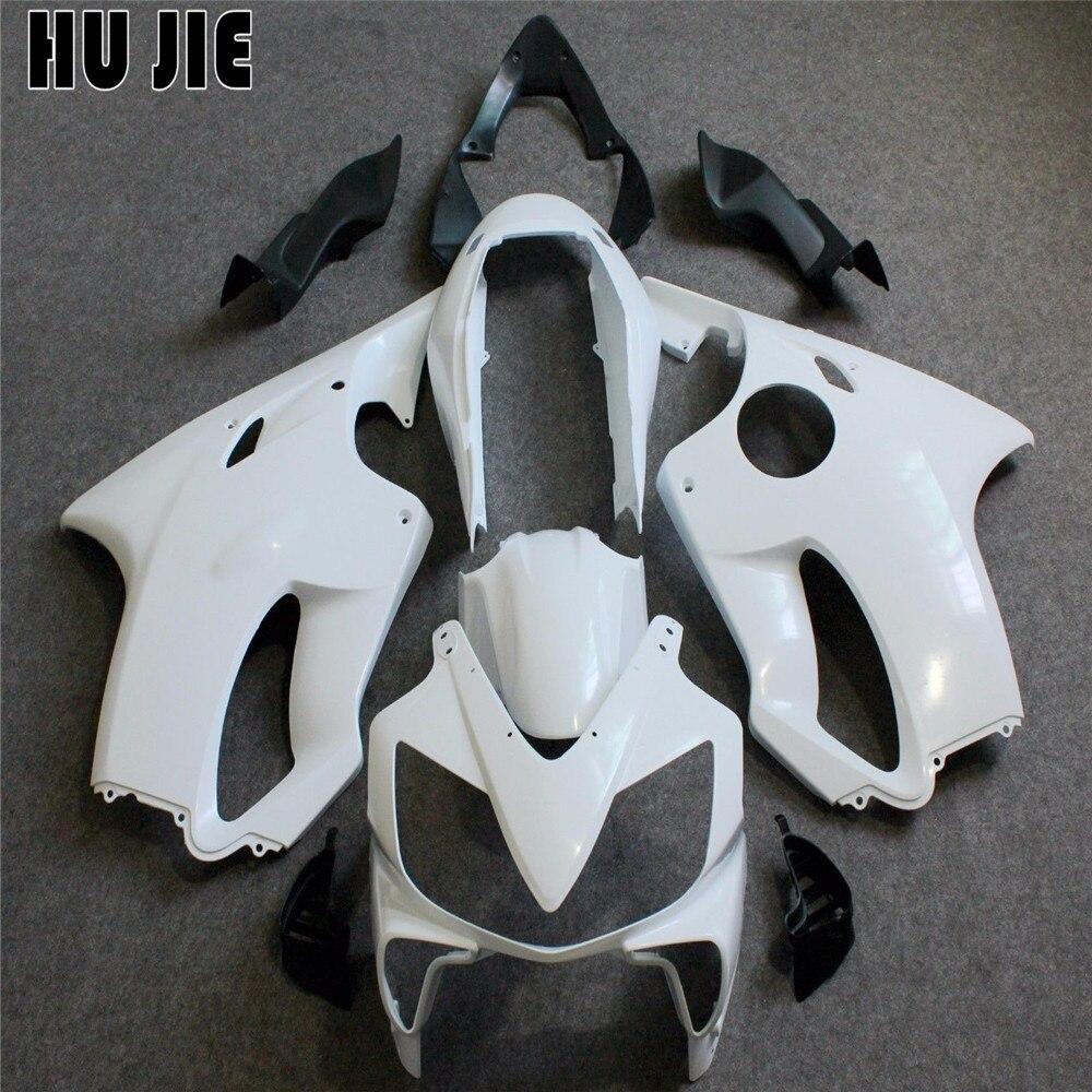 Moulage Par Injection Non Peint Kit De Carénage Pour Honda CBR600F CBR600 F CBR 600 F F4i 2004 2005 2006 2007 Carrosserie Carénages