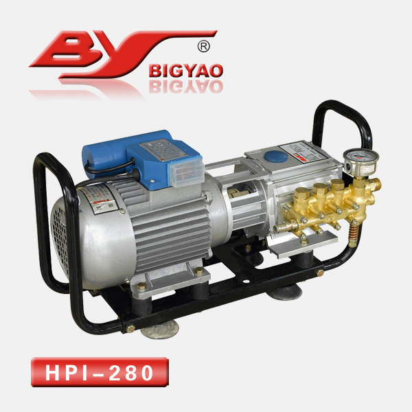 Hpi 280 copper pump and copper wired motor high pressure for Pressure washer pump electric motor