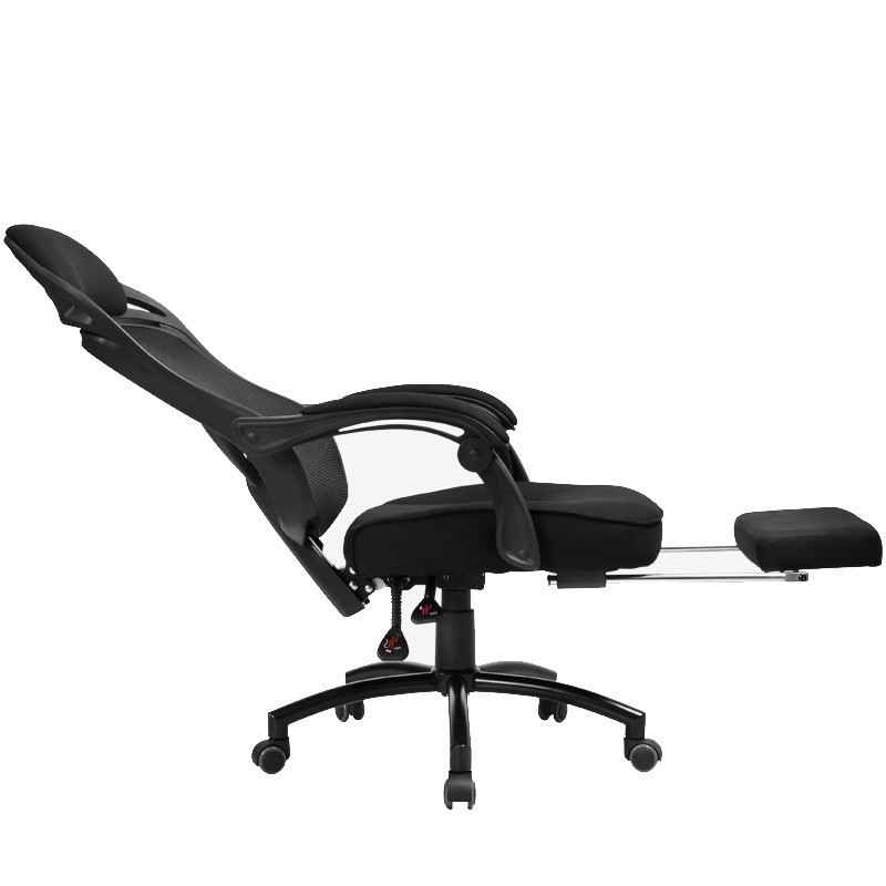 Eu Shipping Office Poltrona Boss Esports Silla Gamer Gaming Breathable Cushion Lacework Chair With Footrest Can Lie Ergonomics