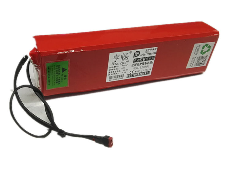 48V 12Ah scooter li-ion Battery with charger