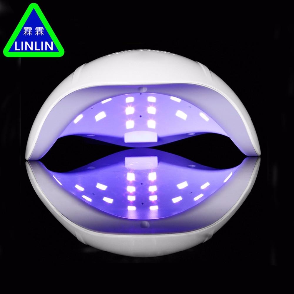 LINLIN Massager UV LED Nail Lamp Gel Curing Lamp UV Gel Dryer Art Tool Massage & RelaxationLINLIN Massager UV LED Nail Lamp Gel Curing Lamp UV Gel Dryer Art Tool Massage & Relaxation