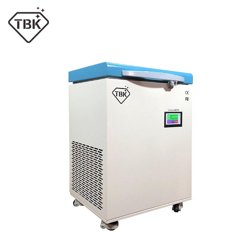 TBK-578 nouvelle version séparateur de gel-175C degrés machine congelée pour Samsung S6 edge S7 bord LCD réparation d'écran tactile