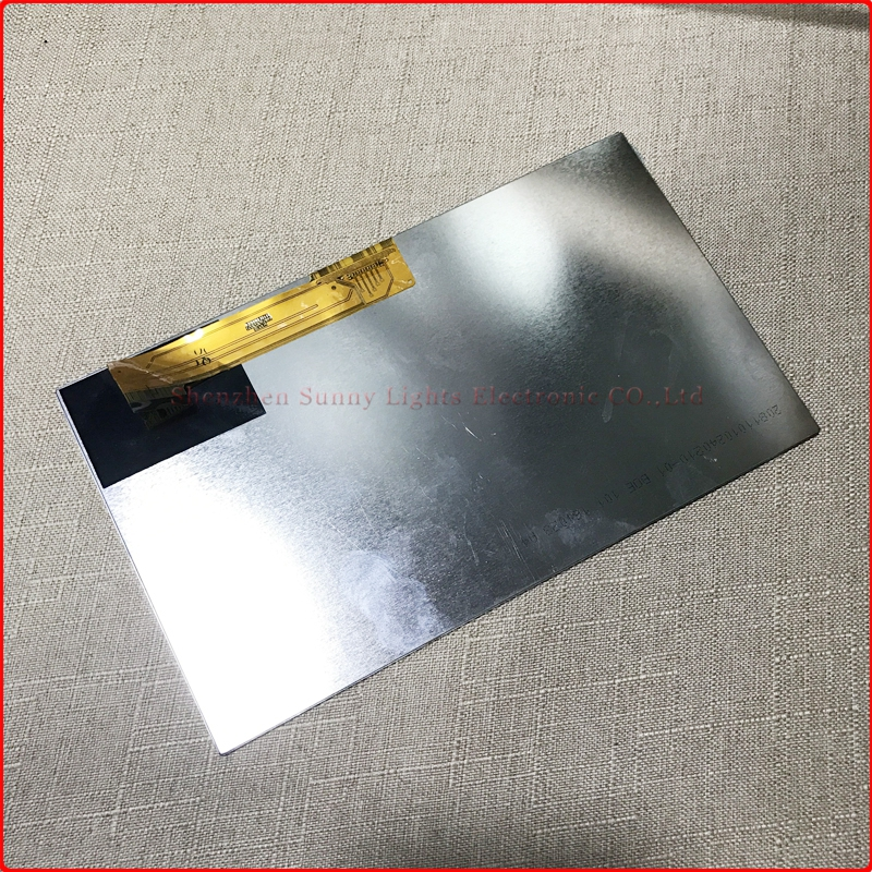 New LCD Display Matrix For 10.1 AL0209D AL0209C KR101LG1T 1024*600 50PIN HD LCD Screen Panel Module replacement Inner lcd original 7 inch 163 97mm hd 1024 600 lcd for cube u25gt tablet pc lcd screen display panel glass free shipping