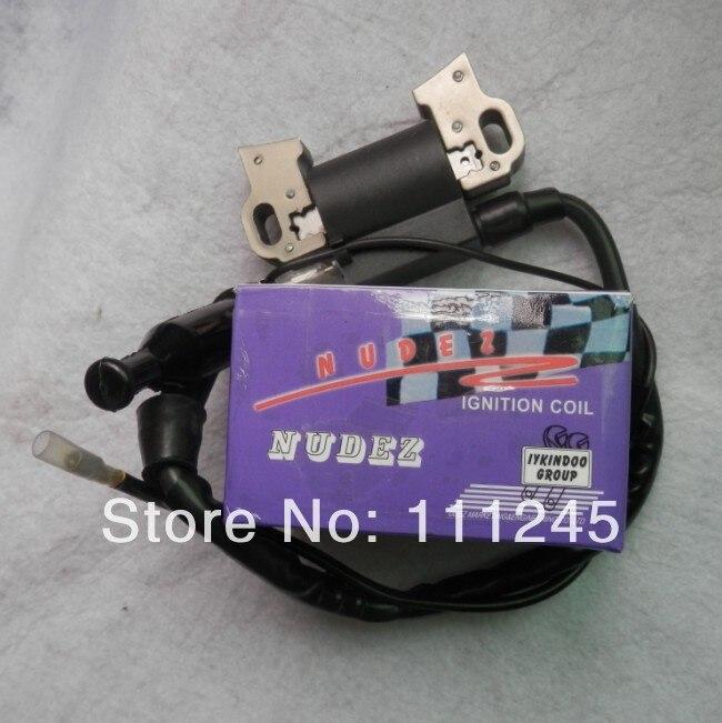GX390 IGNITION COIL FOR HONDA GX240 GX270 GX340 GX420 8 ~13HP E* 3500 3800 6500 7500 SERIES 5KW 6.5KW GENERATOR 389CC 407CC MOTO kraft dele kw 6500