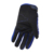 Pro-biker motocross off-road racing guantes cráneo estilo de pilotaje de motos motobike motocicleta completo dedo guantes azul m l xl