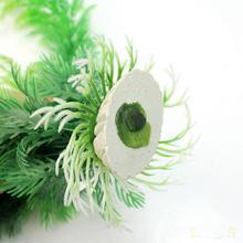 Fish Tank Aquarium Decoration Green Artificial Plastic Underwater Grass Plant