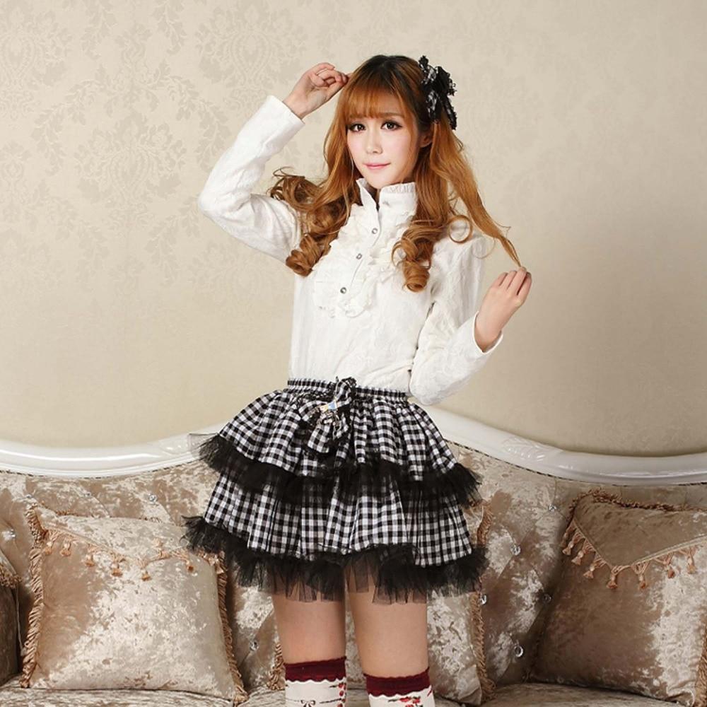 Maid in white fluffy marabou heels ii - 1 10