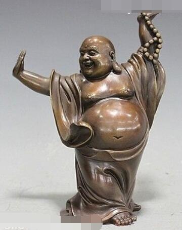 China Buddhism Happy Big Belly Maitreya Buddha Pure Bronze Copper Buddha Statue Statues Buddha Statue Chinastatue Bronze Aliexpress
