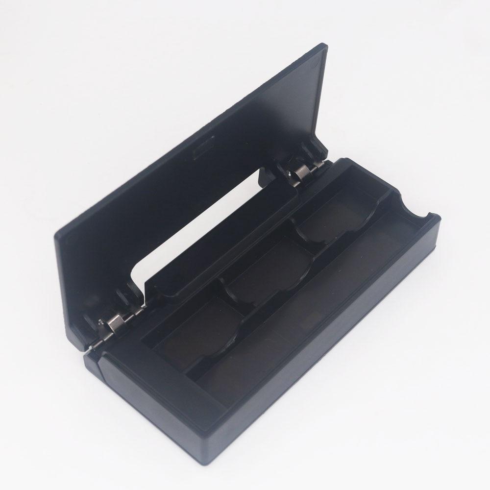 10 pcs/lot universel Compatible USB 1200 mah Portable mini batterie externe boîte de chargeur pour JUUL chargeur support de stockage de dosette - 2