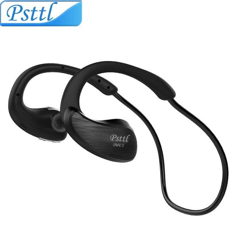 bilder für Psttl Sweatproof Drahtlose Bluetooth Kopfhörer im ohr apt-x Hifi Sport Ohrhörer Ausgeführt stereo-ohrhörer Kopfhörer handfree Headset für handy