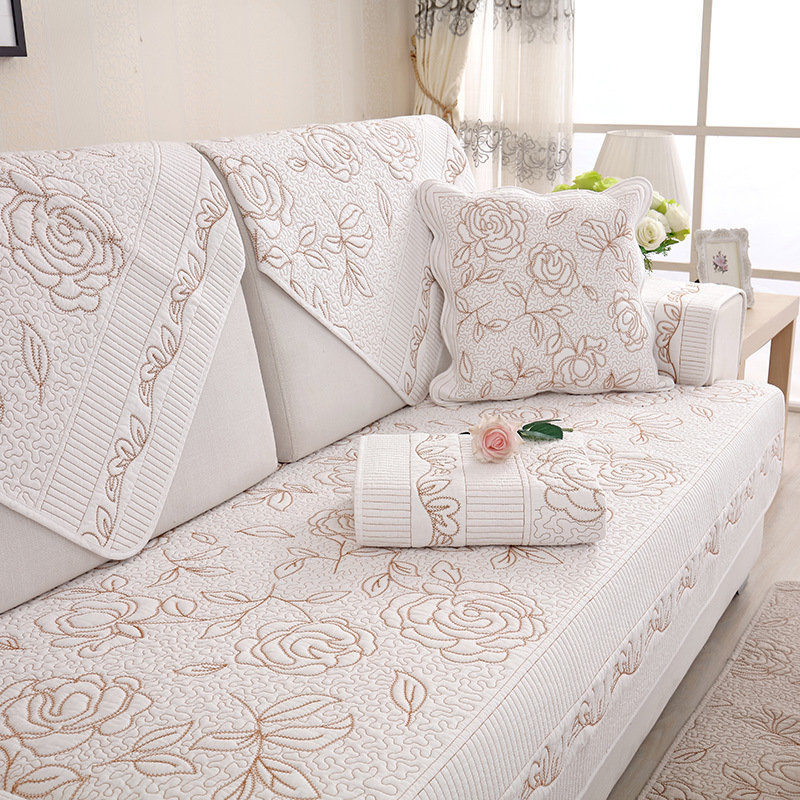 Aliexpress.com : Buy Modern 100% Cotton Sofa Covers For