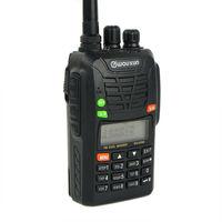 Wouxun kg-uv6d vhf 66-88とuhf 400-480 mhzラジオデュアルバンドアマチュア無