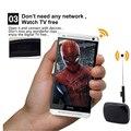 Мини Pad Телефон Цифровой ТВ-Тюнер HD Wirelss WiFi Спутниковое ТВ приемник Тв Ссылка Придерживайтесь DVB-T ISDB-T Для Android iOS ключ