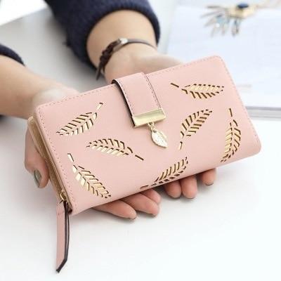 Women, Wallet, Card, Coin, Pouch, Purse