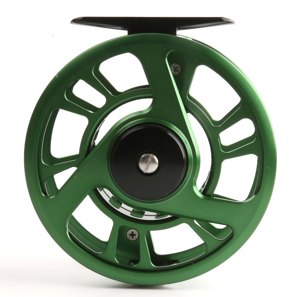 Maximumcatch Fly Fishing Reel 7/9WT CNC Machine Cut Large Arbor Aluminum Fly Reel