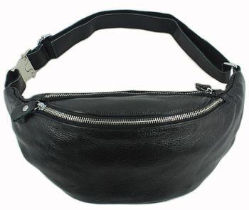 Fashion Genuine Leather waist bag for men fanny pack Leather belt bag waist pack bum bag money belt waist pouch molle pochete Обувь